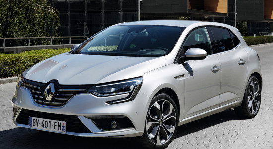 Renault Megane 4 на IronHorse.ru ©