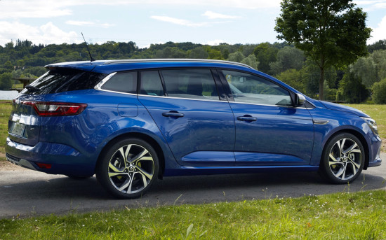 универсал Renault Megane 4 GT Estate