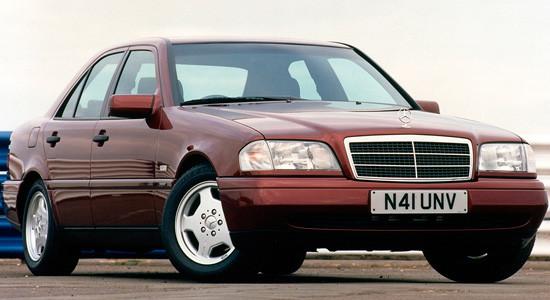 Mercedes-Benz C-class (202) на IronHorse.ru ©