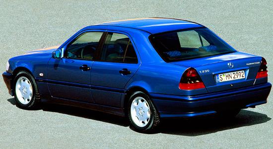 седан Mercedes-Benz C-класса W202