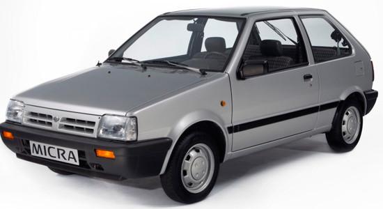 Nissan Micra 1 (K10, 1982-1992) на IronHorse.ru ©