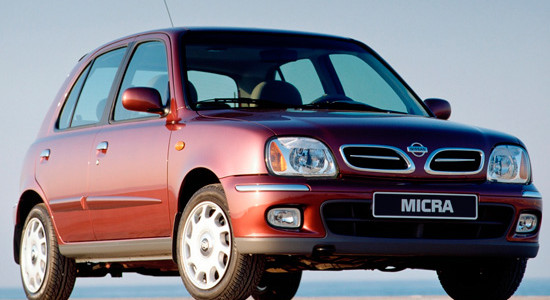 Nissan Micra 2 (K11, 1992-2003) на IronHorse.ru ©