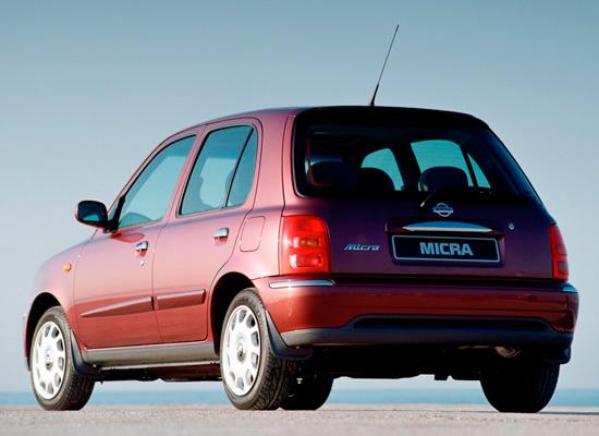 Nissan Micra 2 K11 1992-2003