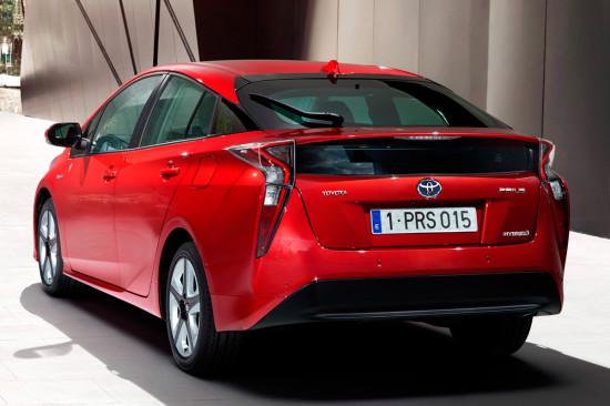 Hybrid Toyota Prius 4