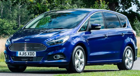 Ford S-Max 2 (2020-2021) на IronHorse.ru ©