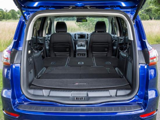 багажное отделение Форд S-Макса 2