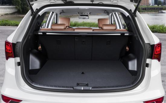 багажник SantaFe III Premium