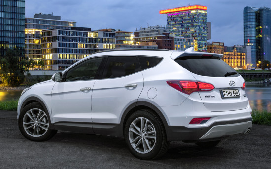 Hyundai Santa Fe 3 Premium (2016)