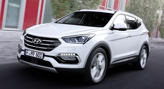 Hyundai Santa Fe Premium (2017-2018) на IronHorse.ru ©