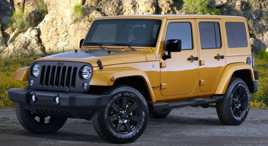 Jeep Wrangler Unlimited (2006-2017, JK) на IronHorse.ru ©