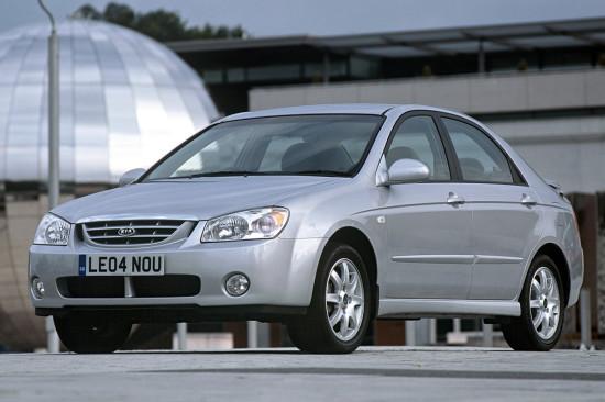 KIA Cerato 1 Sedan 2004-2009