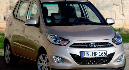 Hyundai i10 (2007-2014) на IronHorse.ru ©