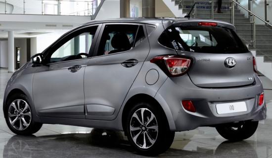 Hyundai i10 2-поколения