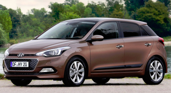 Hyundai i20 (2017-2018) на IronHorse.ru ©