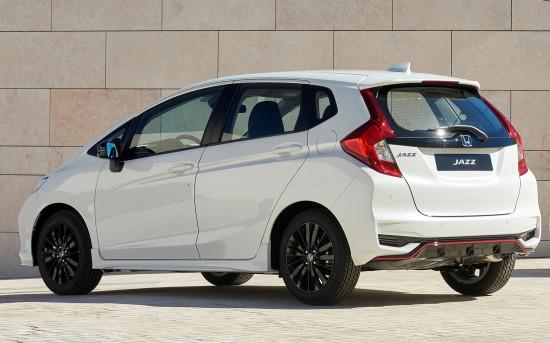 Honda Jazz 3 (2017-2018)