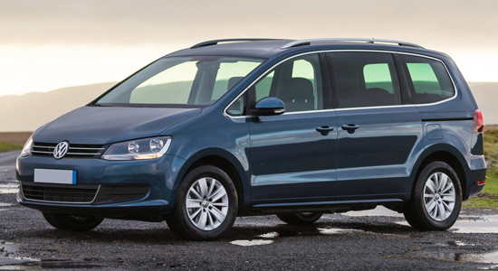 Volkswagen Sharan (2018-2019) на IronHorse.ru ©