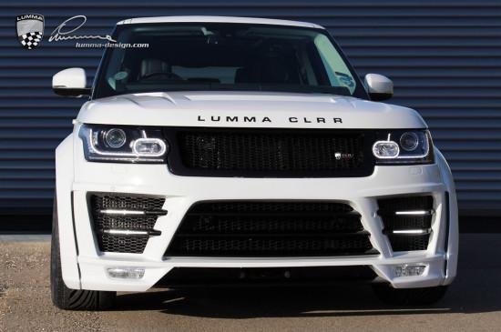 Lumma CLR R GT EVO (Range Rover L405)