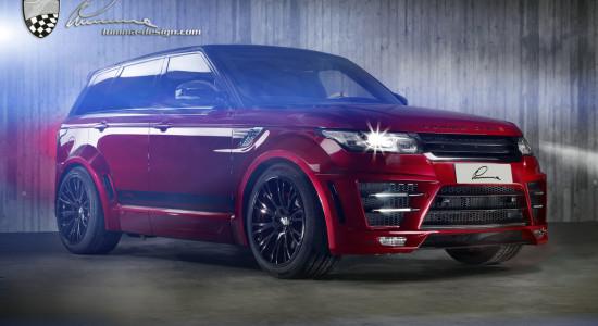 Lumma CLR RS (Range Rover Sport L494) на IronHorse.ru ©