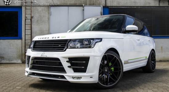 Lumma CLR SR (Range Rover L405 V6 Diesel) на IronHorse.ru ©