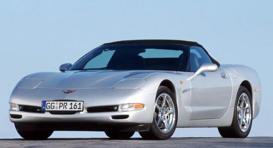 Chevrolet Corvette C5 (1997-2004) на IronHorse.ru ©