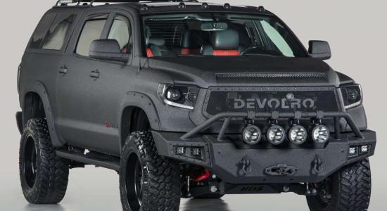 Devolro DIABLO (Toyota Tundra) на IronHorse.ru ©