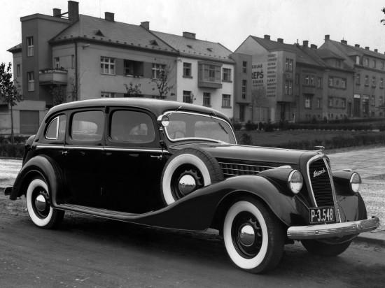 Skoda Superb OHV (Type 924) 1938-1949