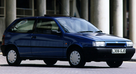 Fiat Tipo 3Dr 1993-1995