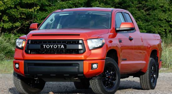 Toyota Tundra TRD Pro (2015) на IronHorse.ru ©