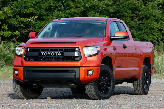 Toyota Tundra TRD Pro 2015