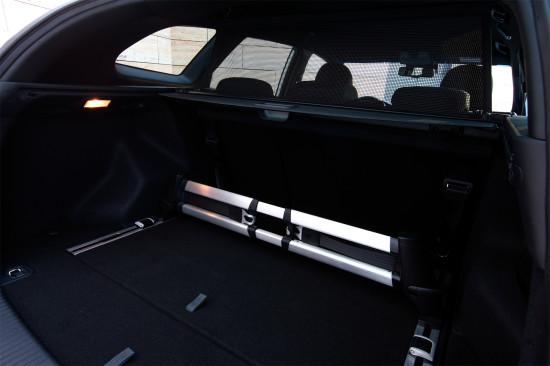 багажник универсала Сид ГТ-лайна