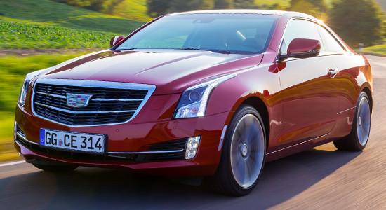 Cadillac ATS Coupe (2018-2019) на IronHorse.ru ©