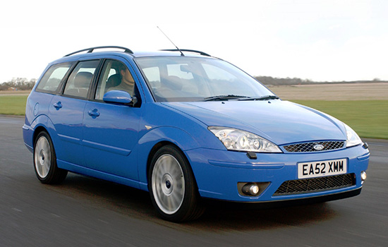 Ford Focus ST170 Turnier