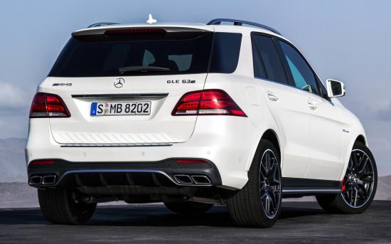 Mercedes-AMG GLE 63 W166