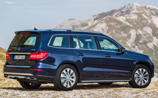 Mercedes-Benz GLS X166
