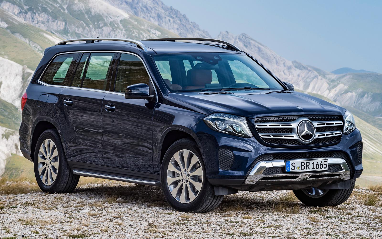 Mercedes Benz Gls 2018 >> Mercedes-Benz GLS (2018-2019) цена и характеристики, фотографии и обзор