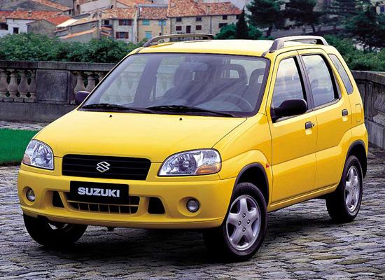 Suzuki Ignis 1 5dr