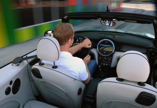 интерьер Mini Cabrio F57