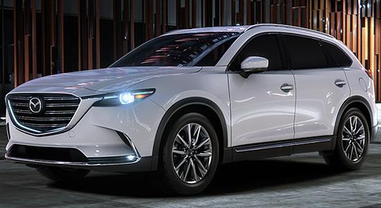 Mazda CX-9 (2019-2020) на IronHorse.ru ©