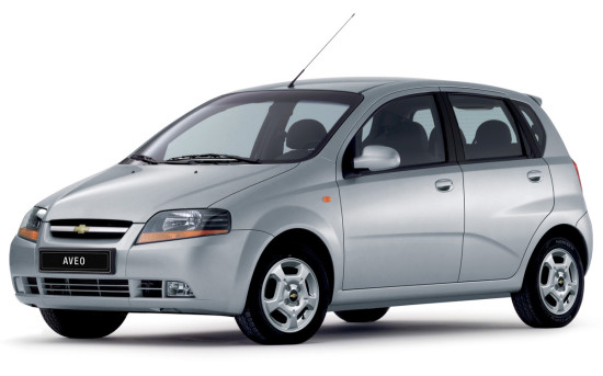Chevrolet Aveo T200 5Dr