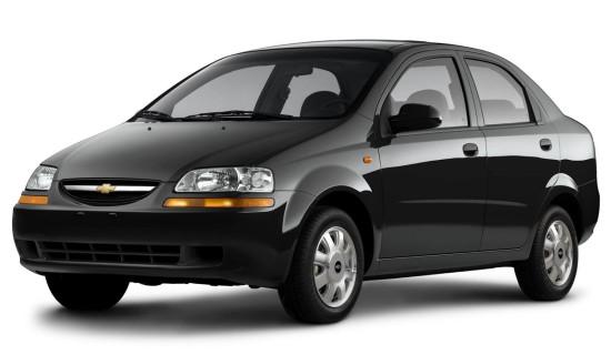 Chevrolet Aveo Sedan T200