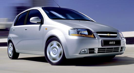 Chevrolet Aveo (T200) на IronHorse.ru ©