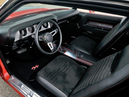 интерьер Dodge Challenger (1970-1974)
