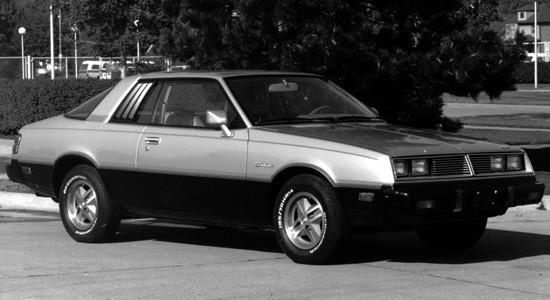 Dodge Challenger (1978-1983) на IronHorse.ru ©