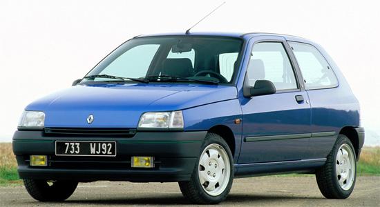 Рено Клио 1 (1990-1998)