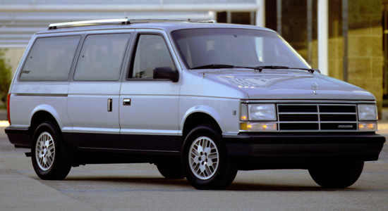 Dodge Grand Caravan 1 (1987-1990)