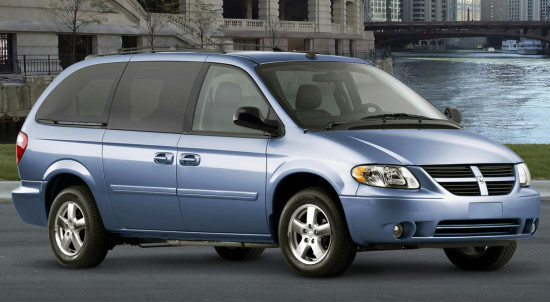 Dodge Grand Caravan IV 2000-2007