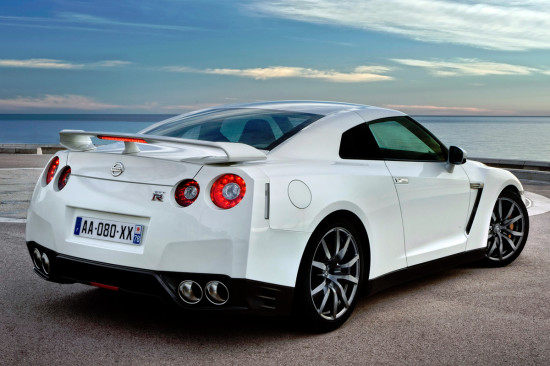 Nissan GT-R Black Edition R35