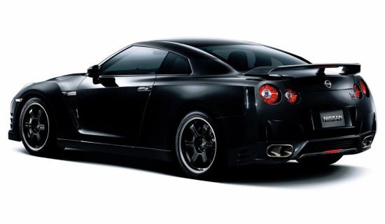 Nissan GT-R SpecV R35 2009