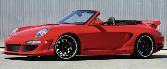 Gemballa Avalanche Roadster