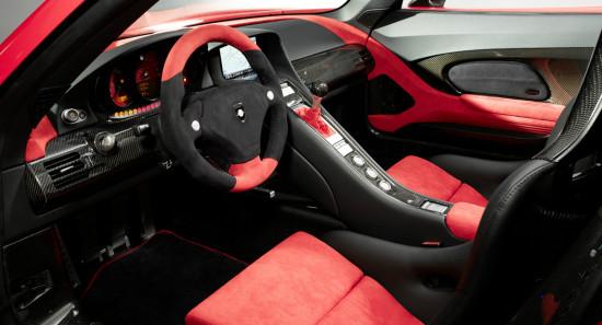 интерьер Gemballa Mirage GT